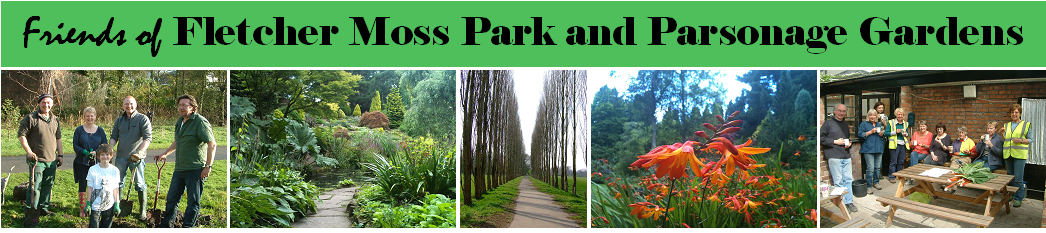Friends of Fletcher Moss Park and Gardens website